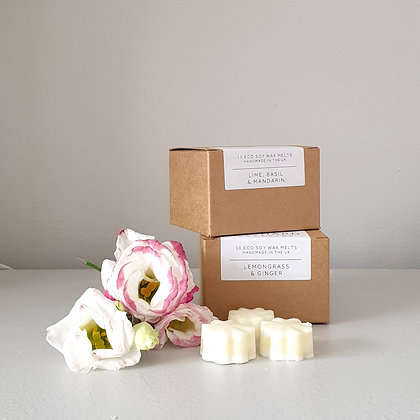 Lemongrass & Ginger waxmelts