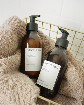 Duo Hand wash and Hand Lotion 200mls