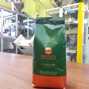 Orfeu: paixão por café