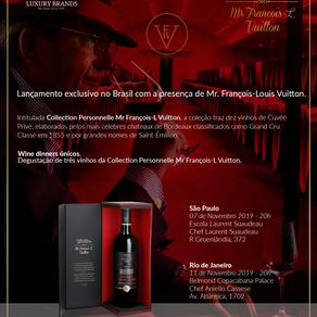 François-Louis Vuitton lança coleção no Brasil