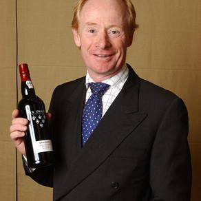 Dominic Symington: A Nobreza de um homem do vinho