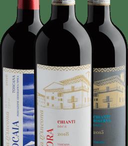 Família D'Ancona lança três vinhos com  exclusividade na Evino