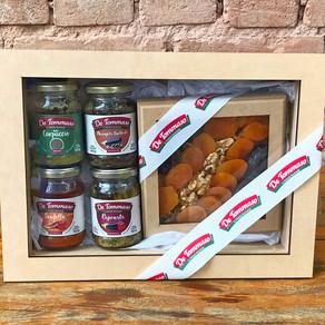 De Tommaso oferece cestas de Natal personalizadas para todos os gostos