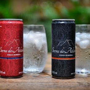 Serra do Atlântico lança embalagem em lata