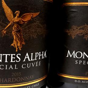 Viña Montes lança seu Special Cuvée