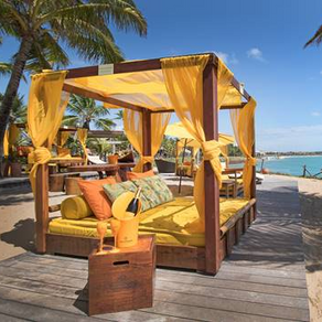 Lounge Veuve Clicquot no Nannai Resort & Spa