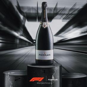 Ferrari Trento é nomeado brinde oficial da Fórmula 1®
