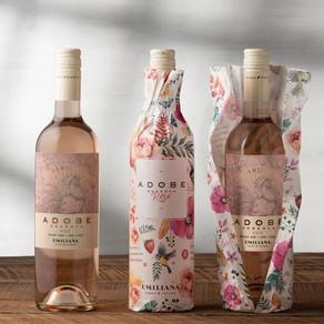 Adobe Reserva Rosé: o vinho orgânico do verão