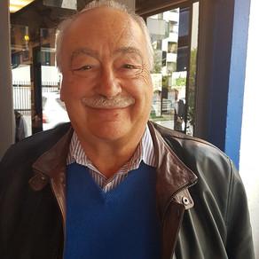 Jantar comemorativo Mistral com Luis Pato