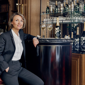 Perrier-Jouët nomeia primeira mulher Chef de Cave