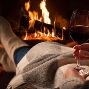 O frio chegou! Que tal um vinho?