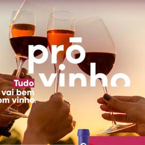 Pró-Vinho quer incentivar consumo
