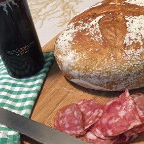 Receita: Pão Italiano