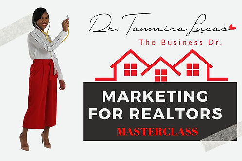 {REPLAY} Marketing for Realtors Masterclass