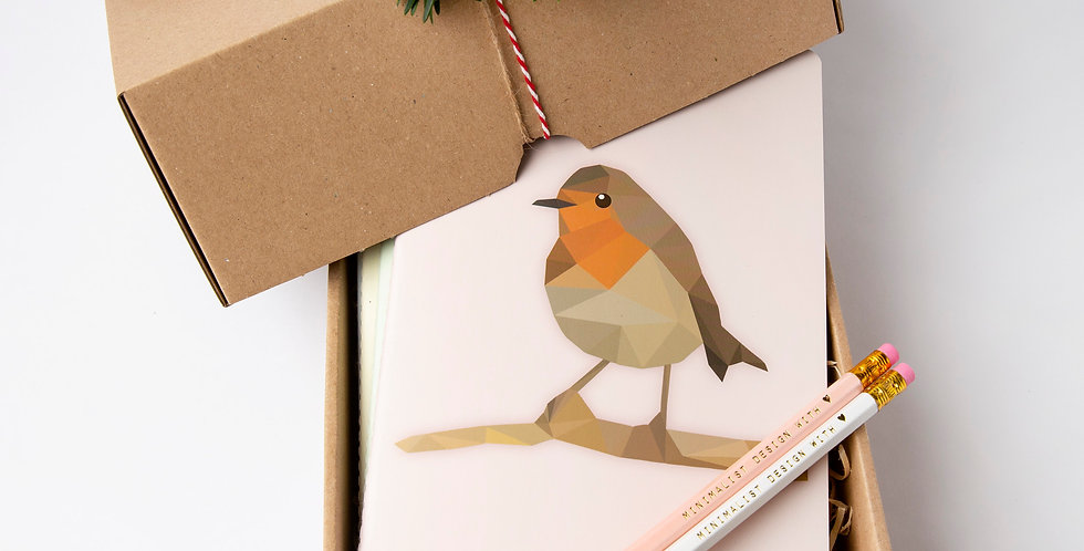 Notebooks Christmas Gifts box!