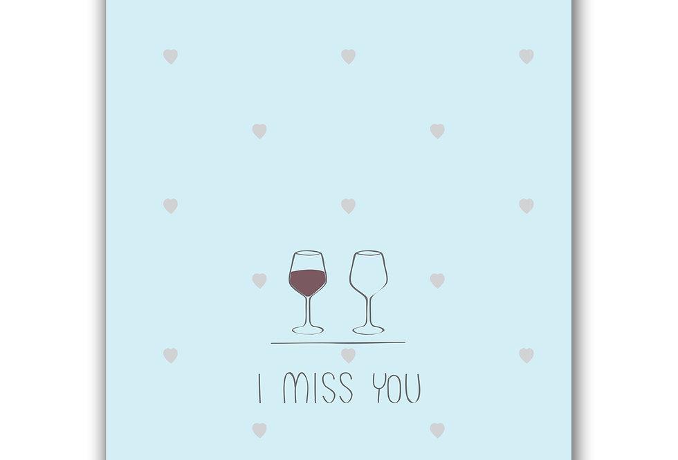 I miss U - Wine