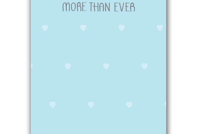 More Than Ever ♥