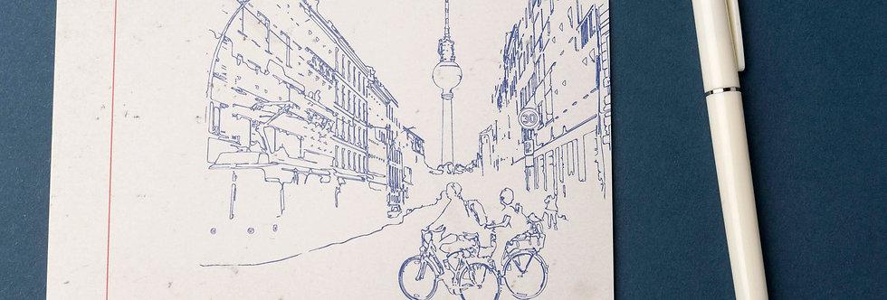 Berlin - Rosentahlerstr.
