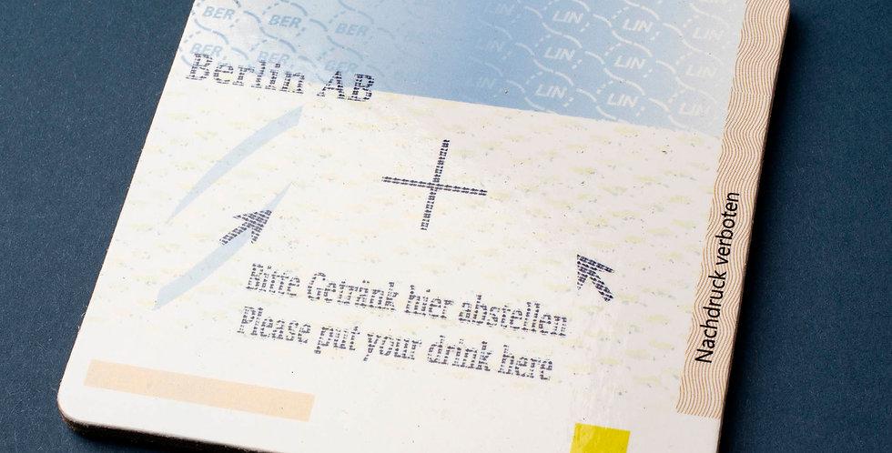 Berlin AB Train ticket - Coaster