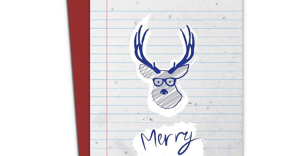 Deer Merry XMas