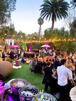 Houdini Estate Main Lawn Wedding Event Staff