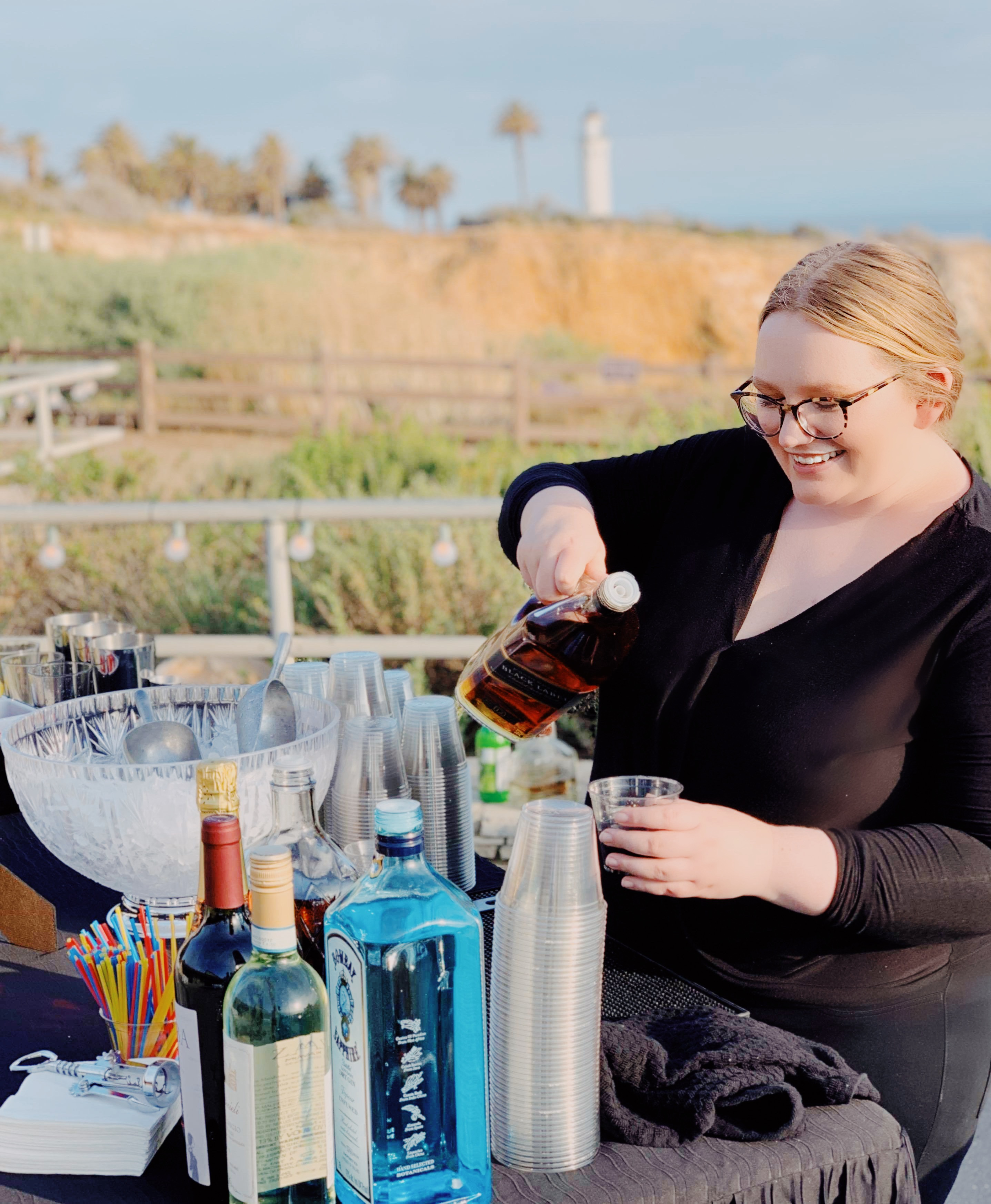 Wedding Bartender Los Angeles