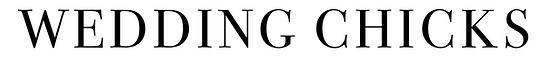 Wedding Chicks Logo