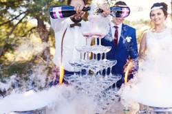 Bartender Pour - Wedding