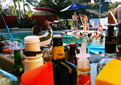 Pool Party Bartending Service