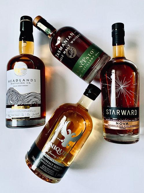 Australian Whisky Tasting Pack