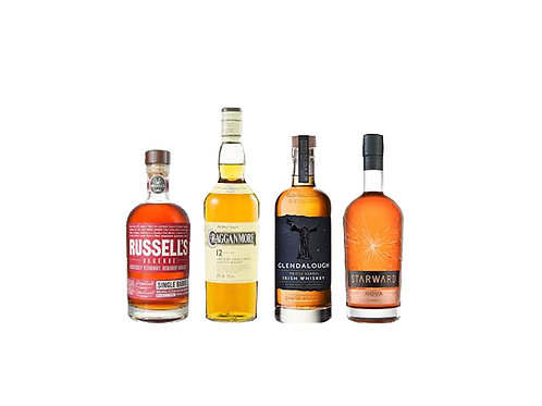 Whiskies Of The World Tasting Pack