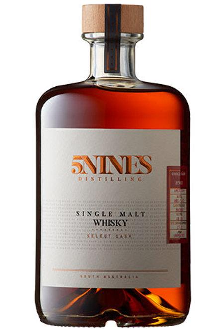 5Nines PX Sherry Cask 5ND050 Single Malt Australian Whisky - PRE ORDER