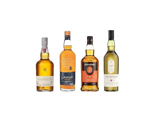 Scotch Malts Tasting Pack