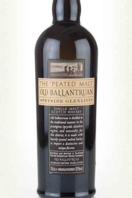 Old Ballantruan The Peated Malt Single Malt Scotch Whisky - PRE ORDER