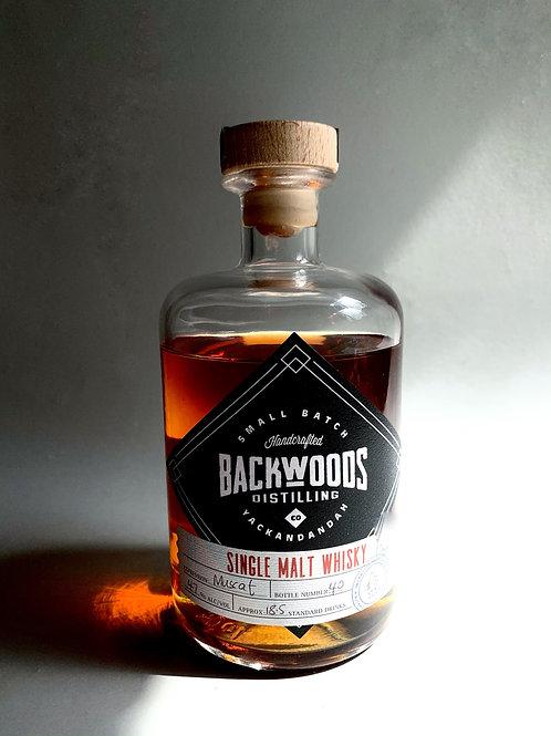 Backwoods Single Malt Whisky Batch #3