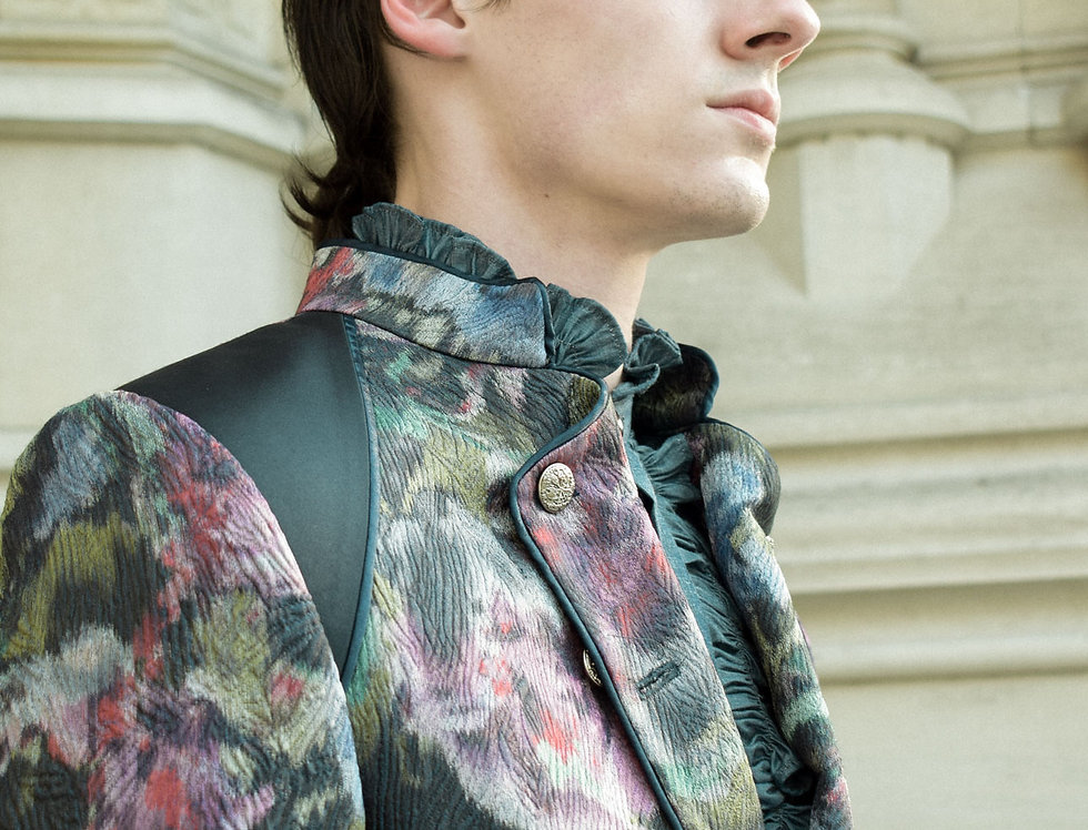 Men's jacket [collection 21-22]