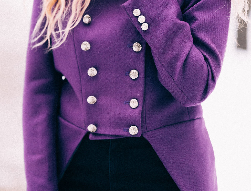 Lady jacket [collection 21-22]