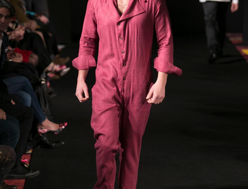 Jump Suit Gentleman  [collection 18 - 19]