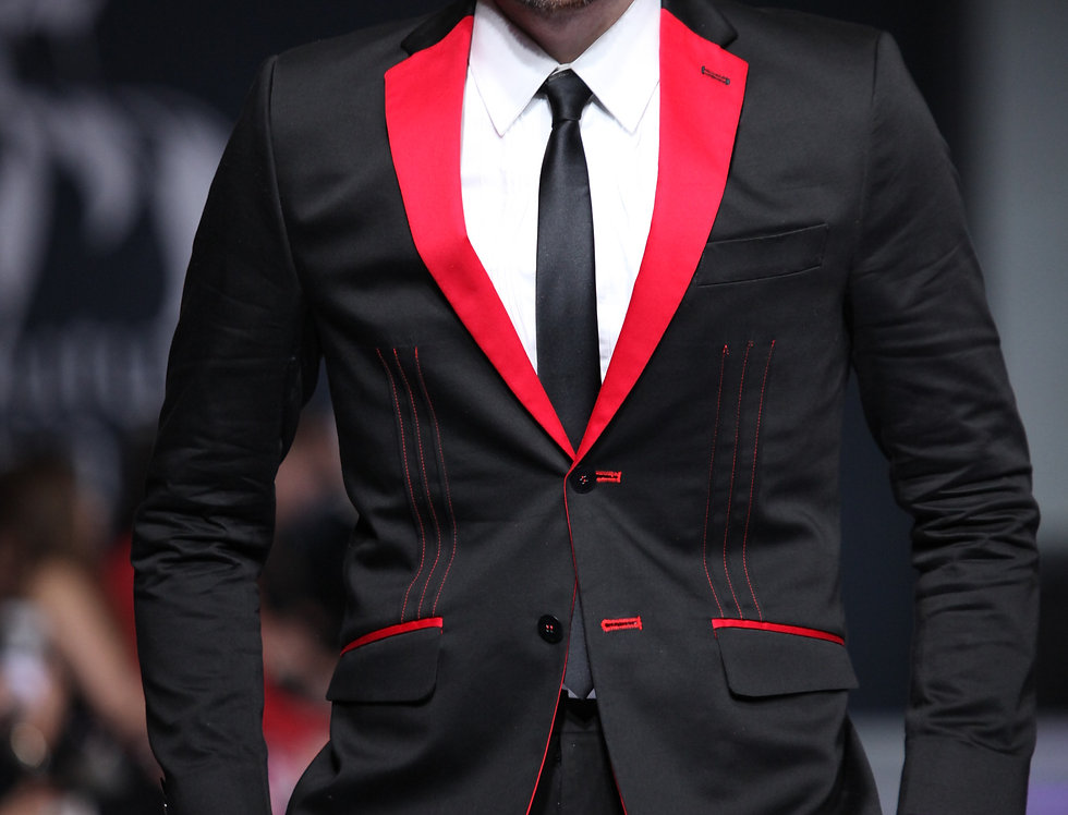 2 Pieces Gentleman Suit [collection 18 - 19]