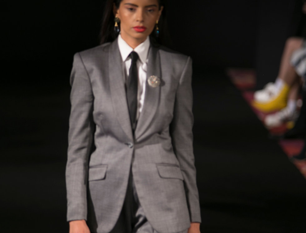 2 pieces woman suit  [collection 18 - 19]