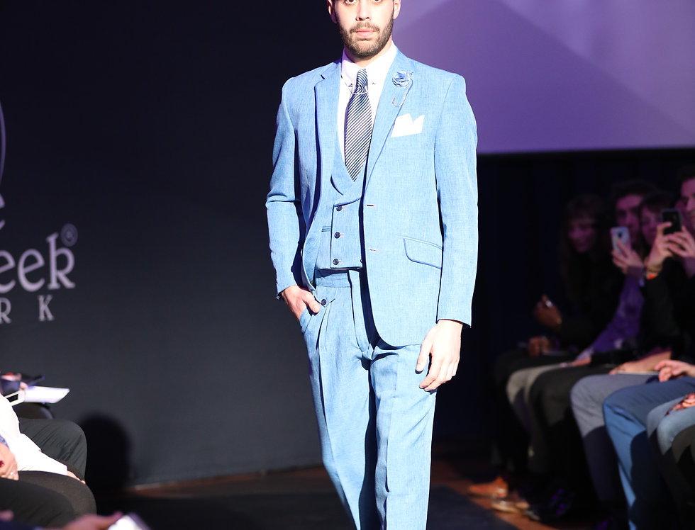 2-piece gentleman suit