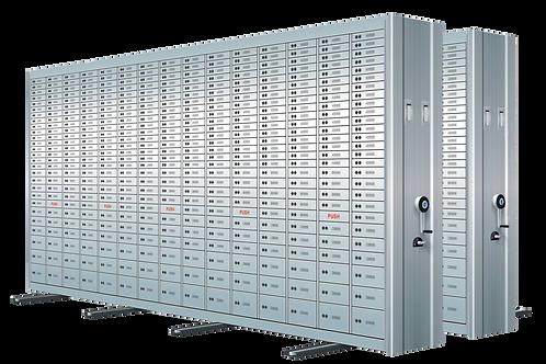 Moveable Safe Deposit Cabinet