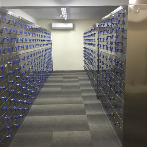 High Quality Fast Delivery Safe Deposit Locker
