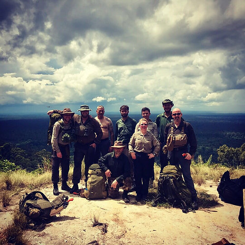 Jungle Expedition Skills - Borneo. 3 - 11 September 2022