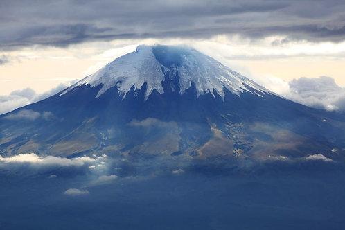 Mountain Expedition Skills - Cotopaxi, Ecuador. 14 - 23 October 2022