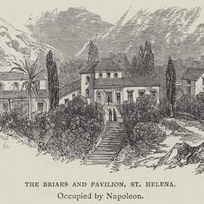 The Briars and Betsy Balcombe