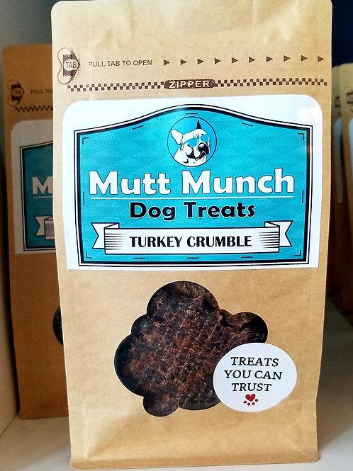 Mutt Munch - Turkey Crumble