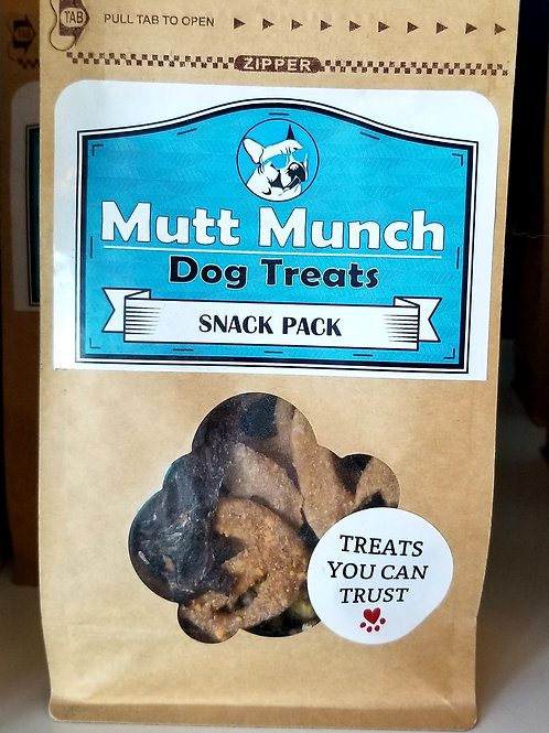 Mutt Munch - Snack Pack