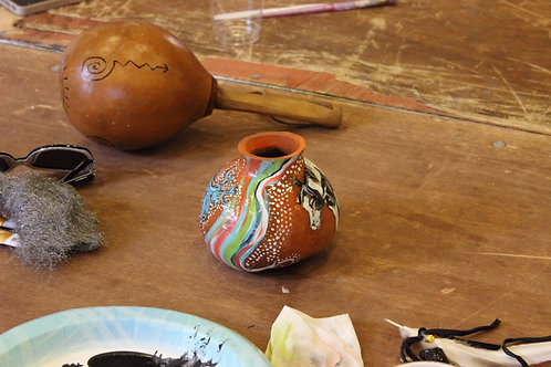 Gourd Art - 09/08/18