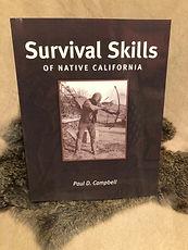 Website--Survival Skills of Native Calif